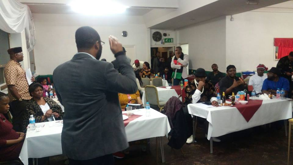 Pictures from our January NDIGBO LONDON meeting 7